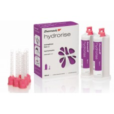 Zhermack Hydrorise Monophase Fast Set, Purple, 2 x 50ml C207007