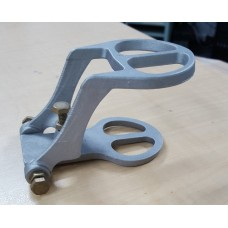 PLAIN LINE ARTICULATOR - ALUMINIUM - CLEARANCE 1 ONLY